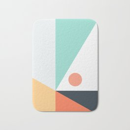 Geometric 1712 Bath Mat