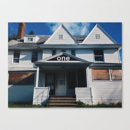 That One Canvas Print
