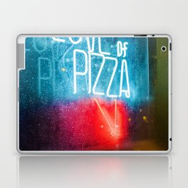 Love of Pizza (Color) Laptop & iPad Skin