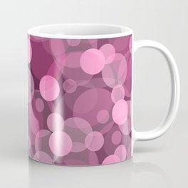Pink Bubbles 2 Coffee Mug
