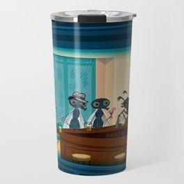 Barflies Travel Mug