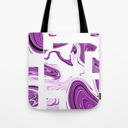 ABSTRACT LIQUIDS XXV Tote Bag