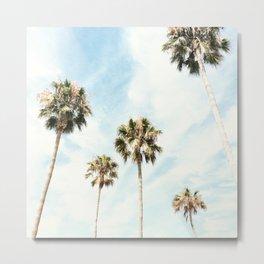 Palm Trees Please Metal Print