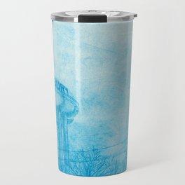 The Sudbury Water Tower Travel Mug