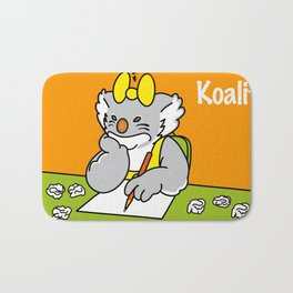 Koalita at school Bath Mat