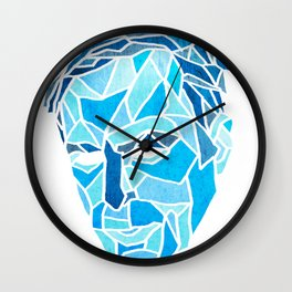 Crystallized Morality - Saul Goodman Wall Clock