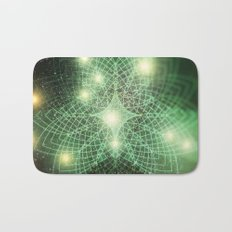 Geometry Dreaming Bath Mat