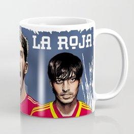 La Roja Coffee Mug