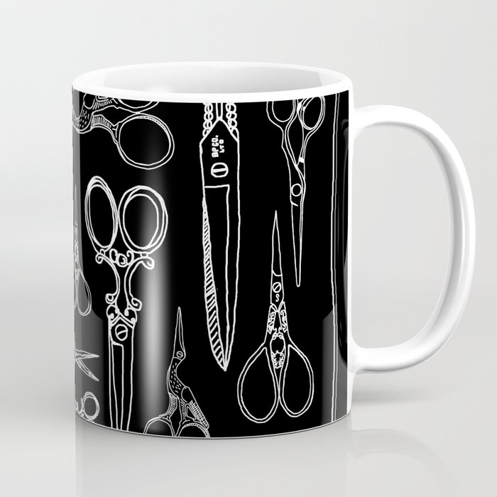 Scissors Kaffeebecher
