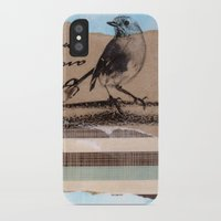 birdy iPhone & iPod Cases featuring Birdy by zAcheR-fineT