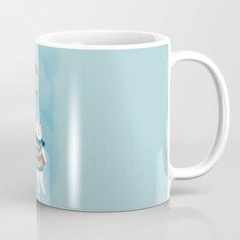 Adventurous cat Coffee Mug
