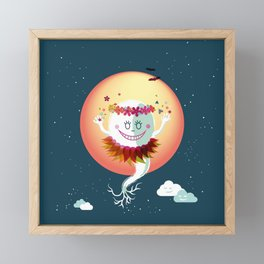 Fiorelina Framed Mini Art Print
