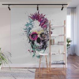 Skull Punk IV Wall Mural