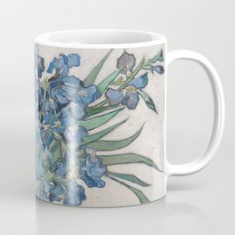 Vincent van Gogh - Irises (1890) Coffee Mug