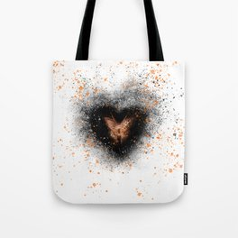 luna the butterfly Tote Bag