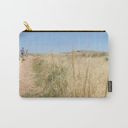 Wheat on Mount Tabor Carry-All Pouch