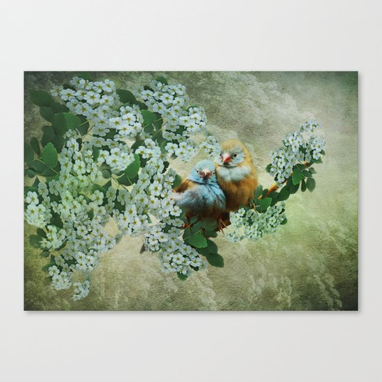 Cordon Bleu Love Canvas Print