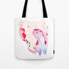 SKULL/ Tote Bag