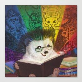 A Spectrum of Stories Canvas Print