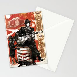 Delta Blues - Robert Johnson & Friends Stationery Cards