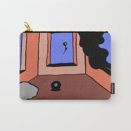 dystopian bedroom Carry-All Pouch