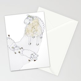 mutton bride Stationery Cards