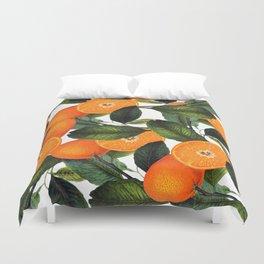 The Forbidden Orange #society6 #decor #buyart Duvet Cover