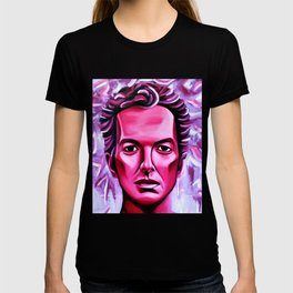 Joe Strummer is Burning T-shirt