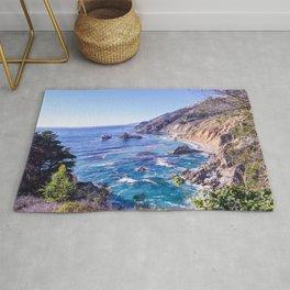 California Dreamin - Big Sur Rug