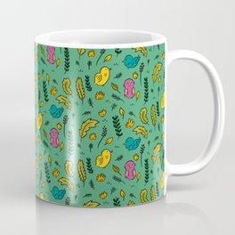 Cute Birds in Summer Coffee Mug