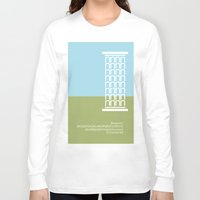 greece Long Sleeve T-shirts featuring GREECE - FontLove by Luca Milani