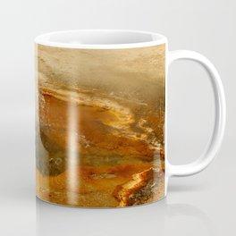 A Thermal Bubbel Hole Coffee Mug