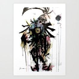 S Kid Art Print