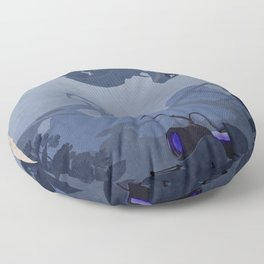 Portal Floor Pillow