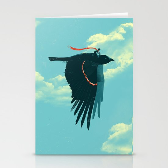 Soar Stationery Cards