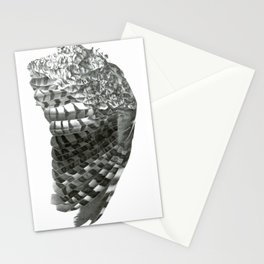 Owl Wing Stationery Cards