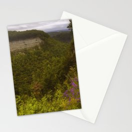 Tranquil World Stationery Cards