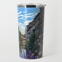 Canal de la Sarre Strasbourg Travel Mug