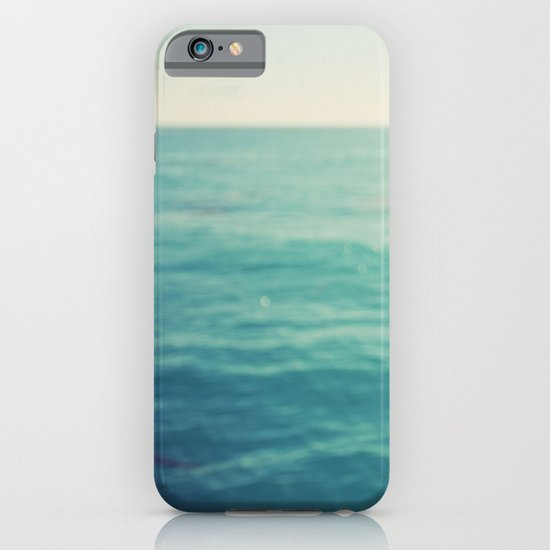 The Sea  iPhone & iPod Case