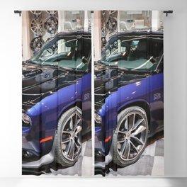 2017 80th Anniversary Two tone Auto Show MOPAR 17 Challenger color photograph / photography Blackout Curtain