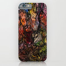 Watercolor Illusion  Slim Case iPhone 6s