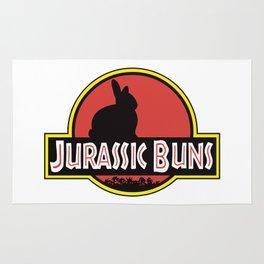 JURASSIC BUNS Rug
