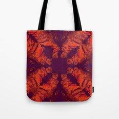 Mandala X Tote Bag