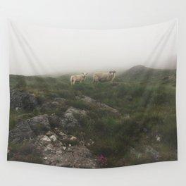 Highland Sheep Wall Tapestry