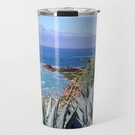 TREASURE ISLAND CACTUS Travel Mug