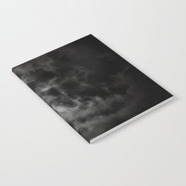 Black Night Notebook