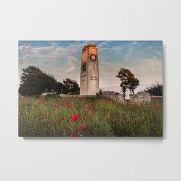 Swansea cenotaph memorial Metal Print