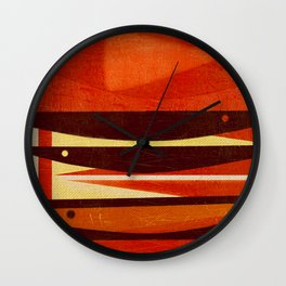 Needlefish  Wall Clock