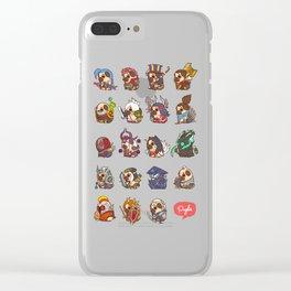 Puglie LoL Vol.1 Clear iPhone Case