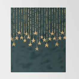 Sky Full Of Stars Throw Blanket
